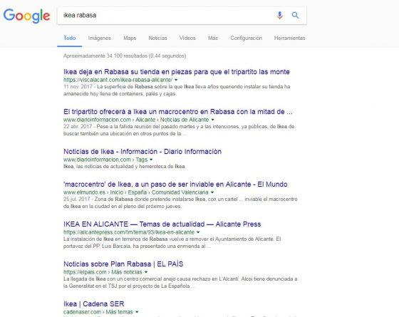 Posicionamiento web en Alicante