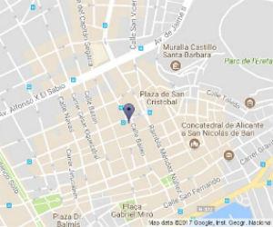 Ubicación Viscalacant agencia SEO de Alicante