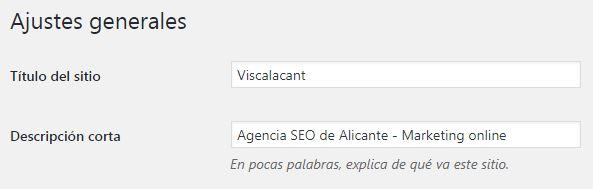 Google también cambia el title de las webs en los resultados de búsqueda
