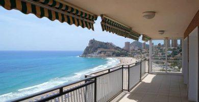 El apartamento de Benidorm que se han comprado Pablo Iglesias e Irene Montero