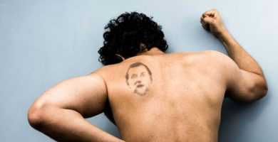 tatuaje de Rajoy
