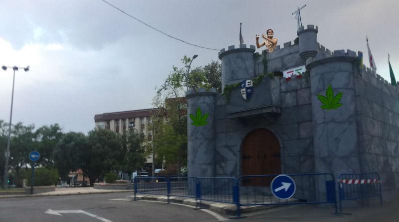 Okupas en los Moros y Cristianos de San Blas