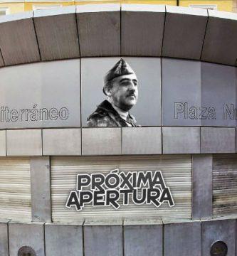 restos de Franco a Alicante