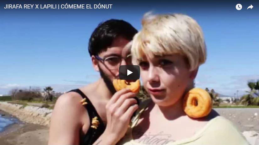 Canción Cómeme el donut