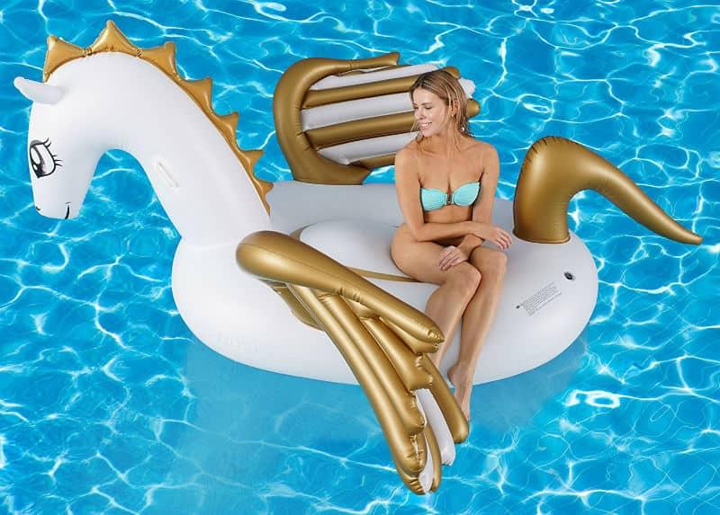 Comprar online flotador gigante Pegasus