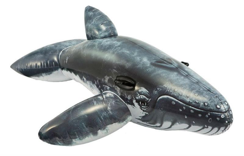 Flotador hinchable con forma de ballena comprar online