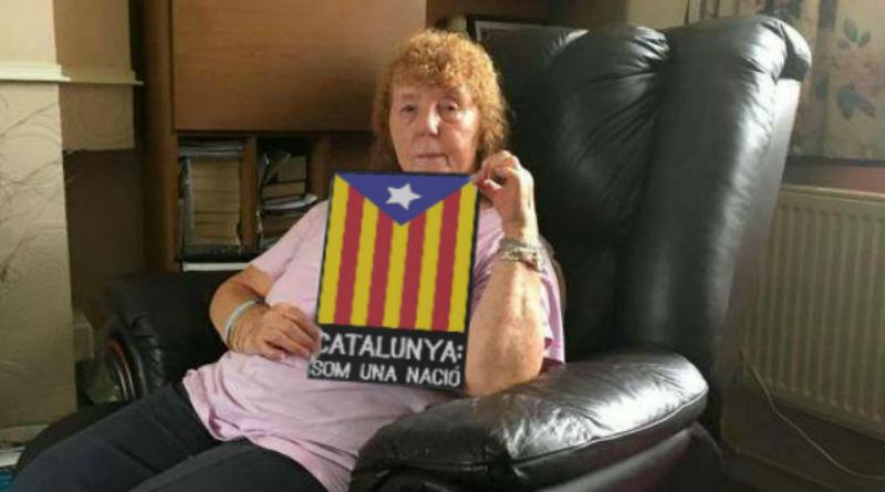 """Torra invita a Freda Jackson a Cataluña porque """"aquí no hay españoles"""""""