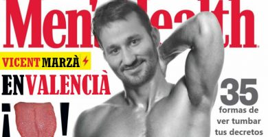 Vicent Marzà en Mens Health