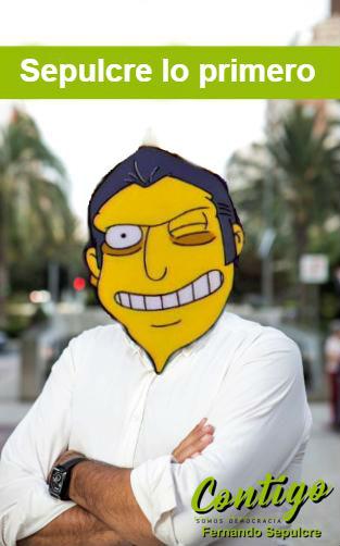 Fernando Sepulcre Contigo
