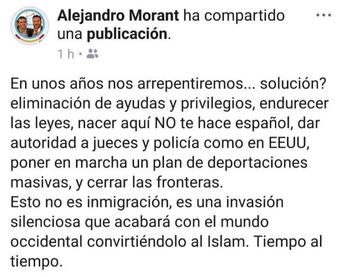 Alejandro Morant Vox