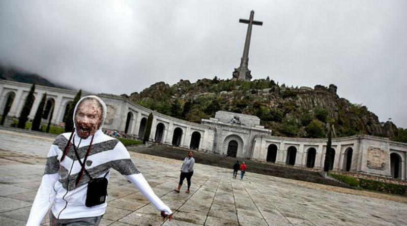 Halloween en el Valle de los Caídos