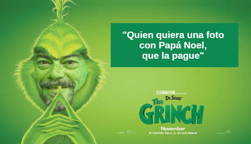 El Grinch Luis Barcala