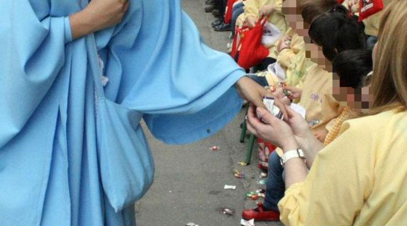 caramelos nazarenos semana santa