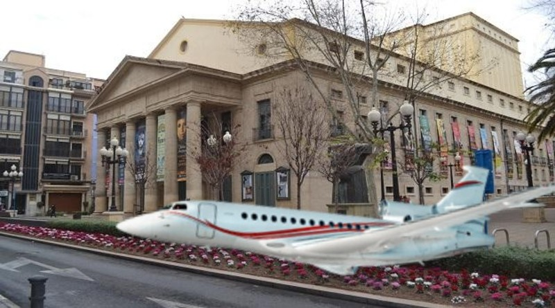 sanguino teatro principal avion