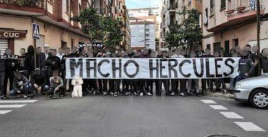 ultras Castellón Hércules