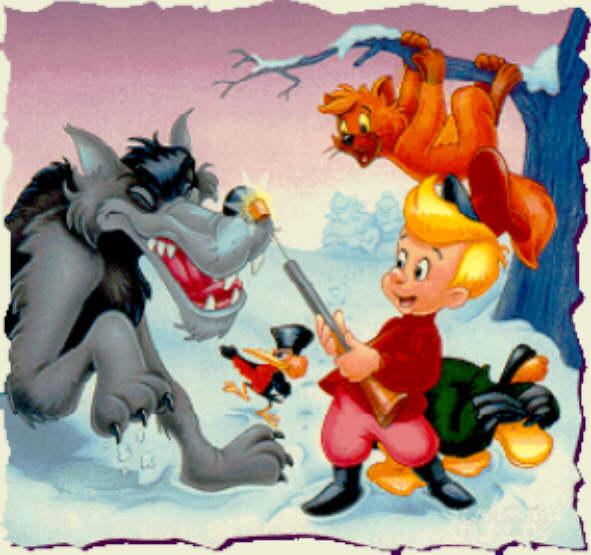 cuentos infantiles lobos muertos