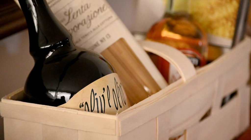 cestas gourmet personalizadas