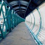 puente rojo de Alicante