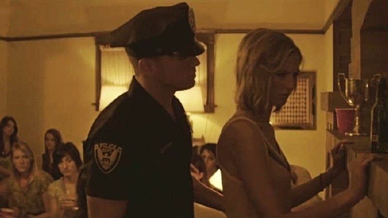 policias strippers alicante