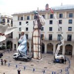 belén gigante de Alicante
